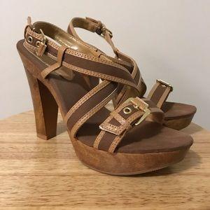 Charlotte Russe High-heeled Sandals